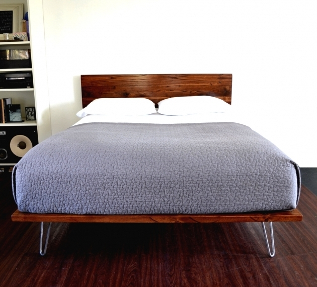 King Minimal Platform Bed Picture 67