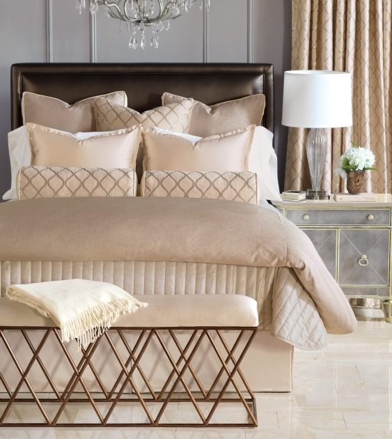 Luxury Metallic Gold Bedding Eastern Accents Collections Pictures 03