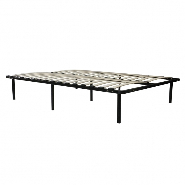 Metal Tall Platform Bed Frame Picture 99