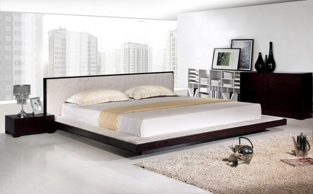 Modern Platform Bed With Mattress Photos 21