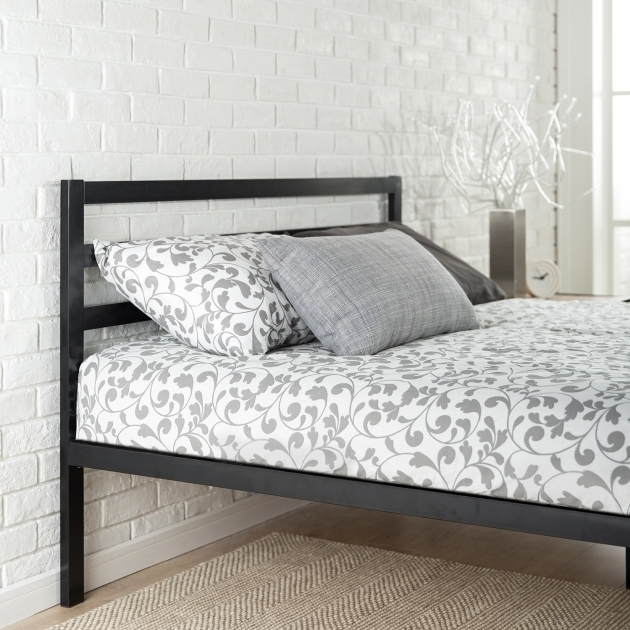 Platform Bed With Mattress Bed Frame 1500H Images 54
