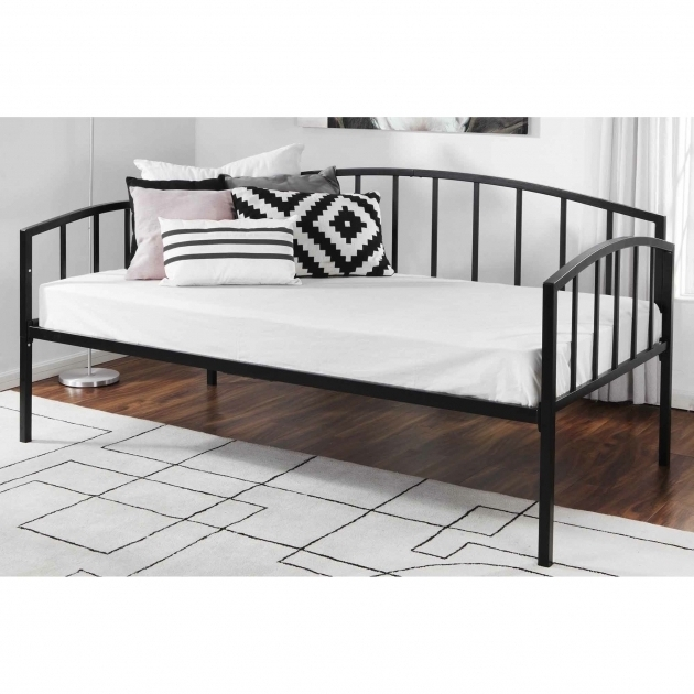 Queen Daybed Frame Full Size White Photo 34