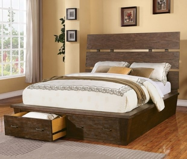 Storage Platform Bed Queen Ideas Design Pictures 35