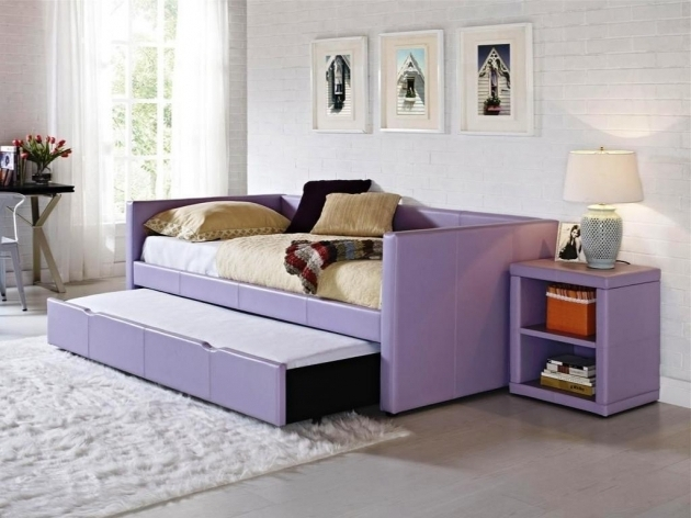 Twin XL Daybed Frame With Trundle Ideas Photos 63