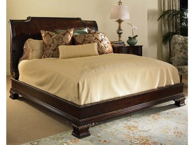 Wood King Headboard And Footboard Sets Photos 53