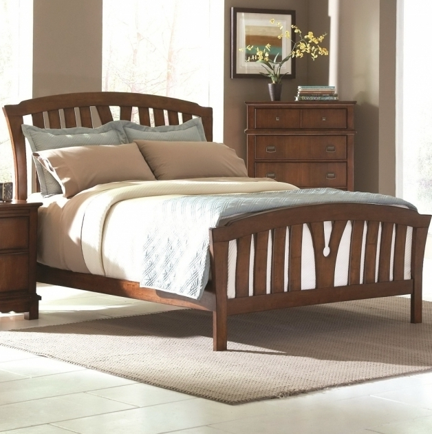 Wooden King Headboard And Footboard Sets Design Ideas  Images 03