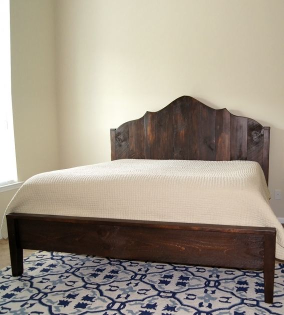 Archer Reclaimed Wood King Headboard Pictures 96