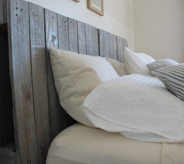 Best Gray Wood Headboard Ideas Photo 05