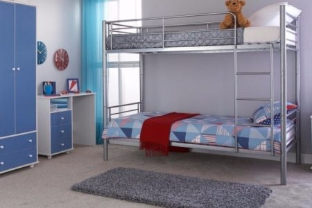 Bunk Beds with Mattresses Included for sale