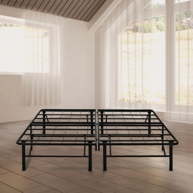 California King Metal Bed Frame Dimensions Rest Rite Picture 93