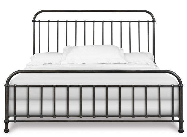 California King Metal Bed Frame Shady Grove B2111 Images 54