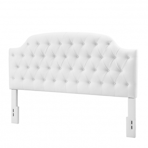 Dorel Living Lyric King Upholstered Panel Stand Alone