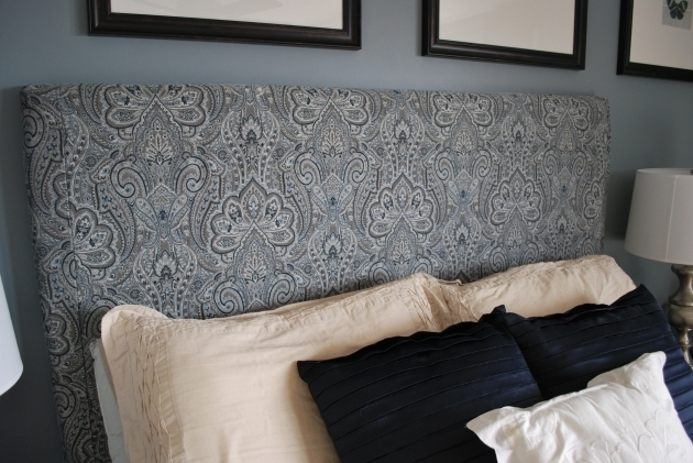How To Make A Fabric Headboard Bed Design Images 82