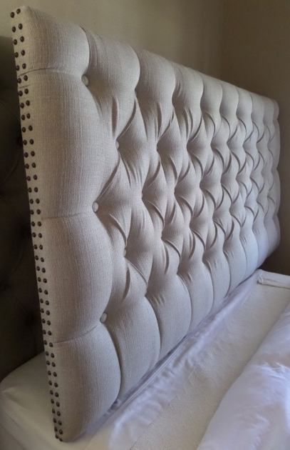 How To Make A Fabric Headboard Ideas Diy Upholstered Headboard Design Photos 69