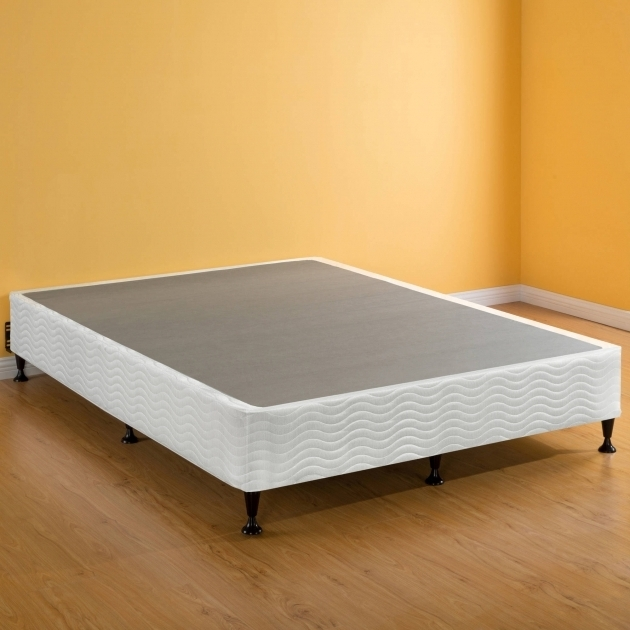 Platform Bed Vs Box Spring Design Ideas Diy Bed Frame Picture 47
