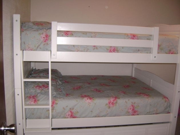 Wood Low Height Bunk Beds Images 11