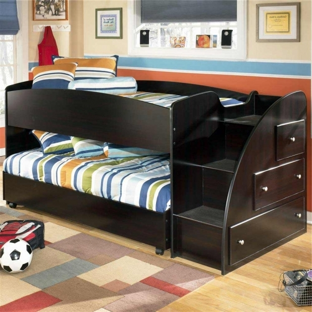 Ashley Furniture Bunk Beds Cottage Retreat Sleigh Bed Multiple Sizes Photo 84