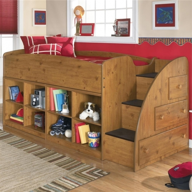 Ashley Furniture Bunk Beds Ideas Wood Images 18