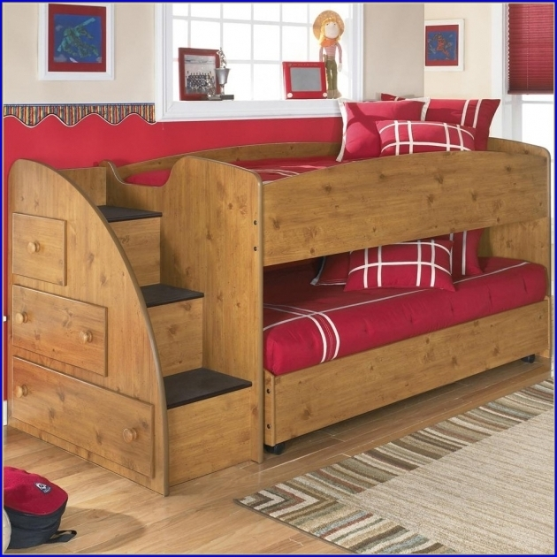 Ashley Furniture Bunk Beds With Trundle Bedroom Design Images 72