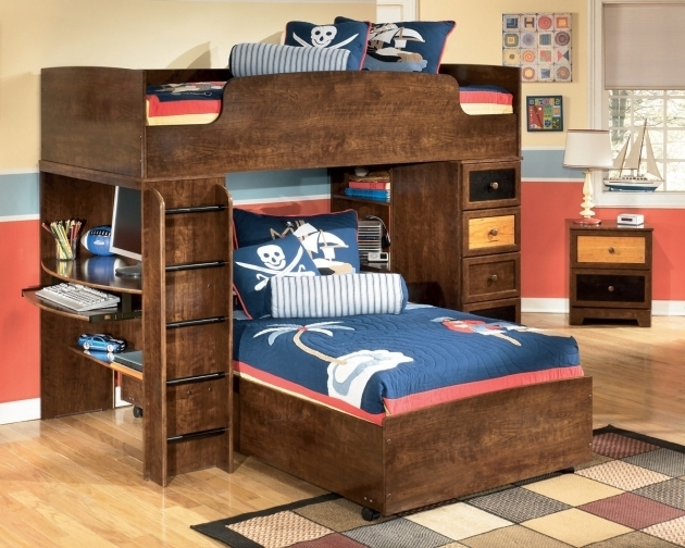 Boys Roomashley Ashley Furniture Bunk Beds Image 97