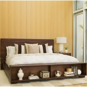 Cal King Platform Bed Frame