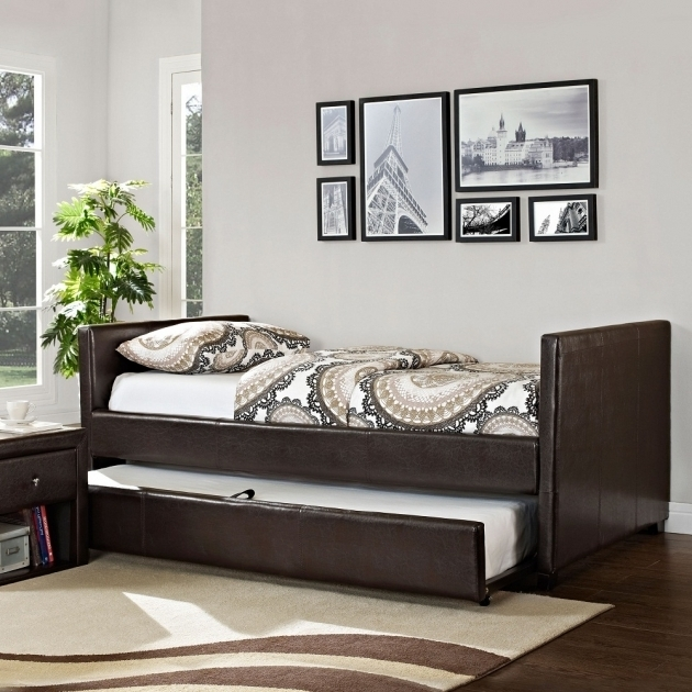 Cheap Daybed With Trundle Bed Headboards