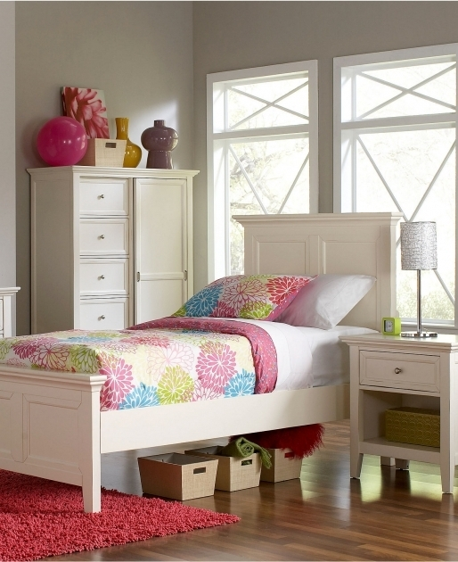 Colorful Kids Full Size Headboard Sanibel Bedroom Furniture Collection Macys Bedroom Sets Photos 40