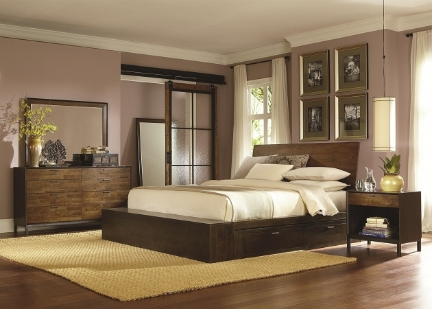 King Size Platform Bed With Two Storage Drawers By Legacy Canada Photos 73