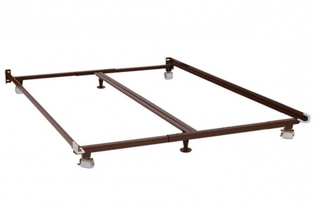 Low Profile Cheap Metal Bed Frames King Size California Image 35