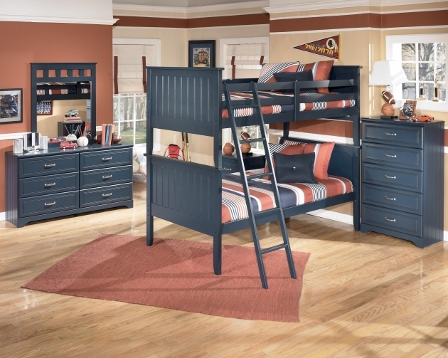 Lulu Leo 103 Ybb B1 Ashley Furniture Bunk Beds Photo 58