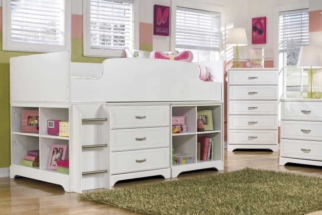 Lulu Twin Ashley Furniture Bunk Beds Images 55
