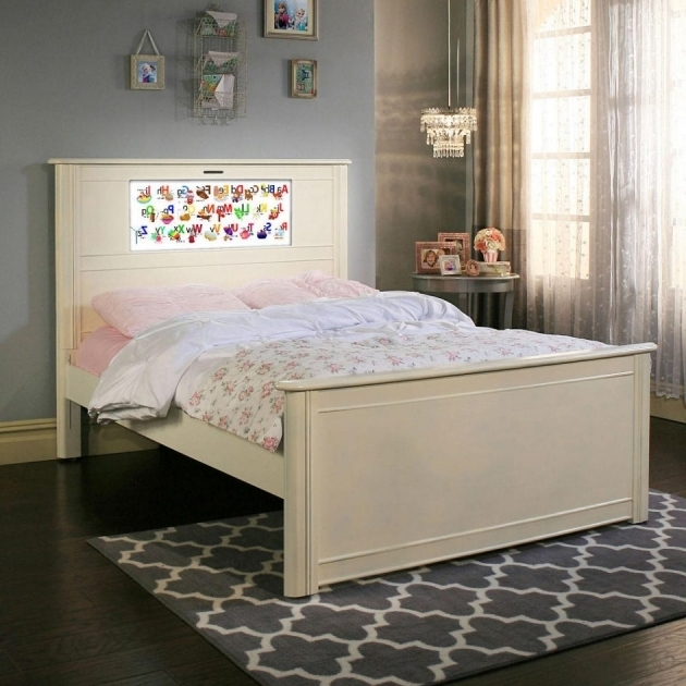 Kids Full Size Headboard Bed Headboards