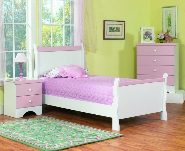 Pretty White Bed Sets Kids Twin Beds Triple Bunk Beds For Teenagers Kids Full Size Headboard Pictures 65