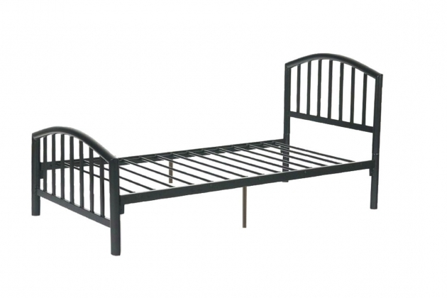 Twin Size Elegant Full Adjustable Cheap Metal Bed Frames Images 05