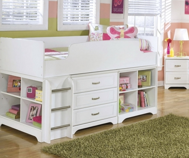 White Ashley Furniture Bunk Beds Home Design Ideas Picture 76