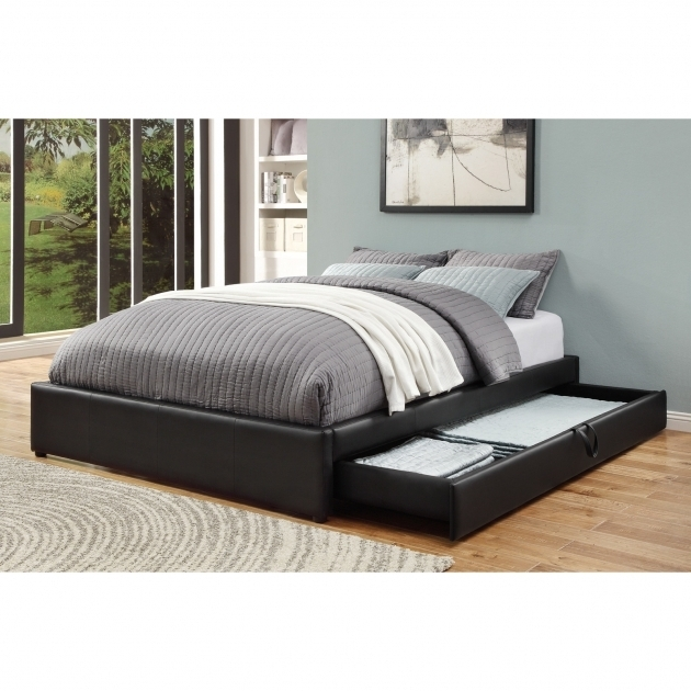 Wildon Upholstered Queen Platform Bed Frame With Storage Photo 58