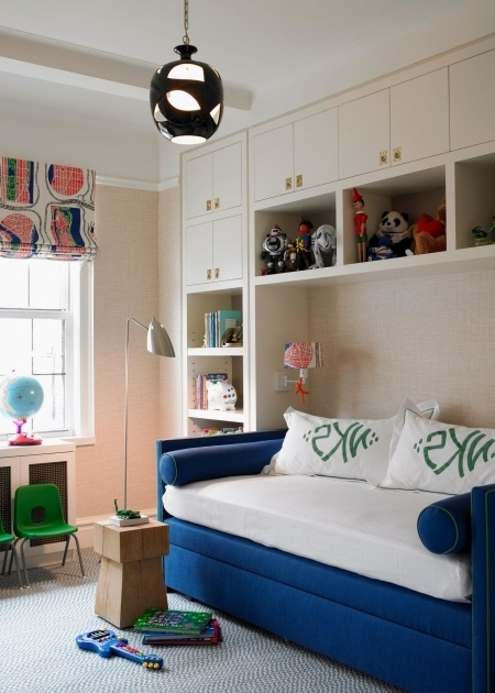 Daybed For Boy Kate Ridder Contemporary Kids Room Photos 62