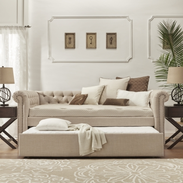 Daybed For Small Space Caroline White Daybed With Trundle From Furniture Picture 59