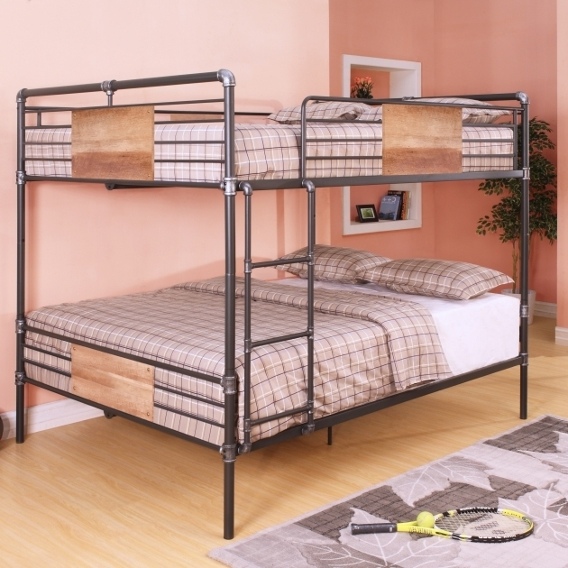 Full Over Queen Bunk Bed ACME Furniture Brantley Pictures 72