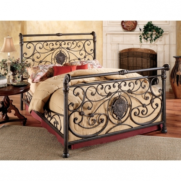 Mercer Iron Bed Antique Metal Beds Photos 46
