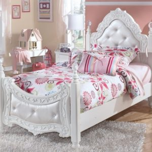 Little Girl Headboards