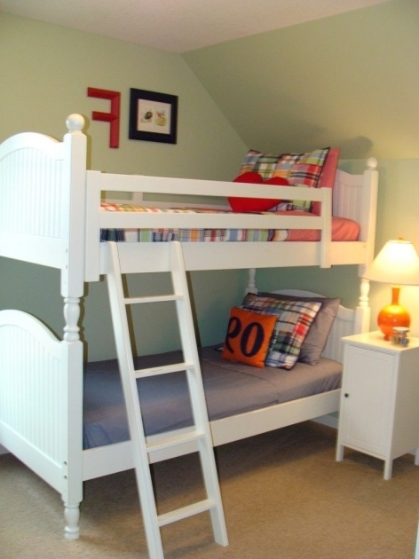 Bunk Beds For Girl And Boy Twins Home Decoration Photos 05
