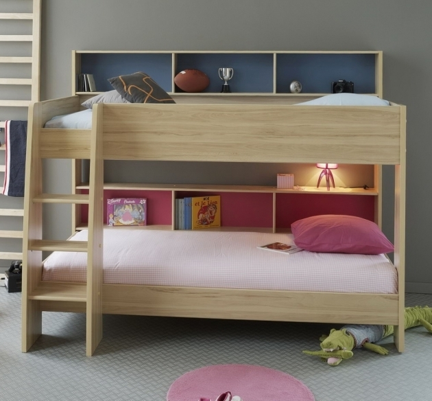 Wooden Bunk Beds For Girl And Boy Home Design Ideas Image 89