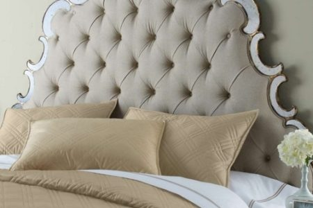 Cheap Tufted Headboard