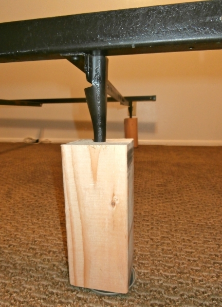 Full Size Bed Frame Risers Images 51