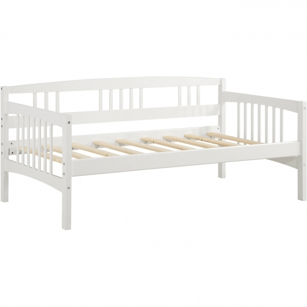 Dorel Living Kayden Twin Wood Daybed Frame White Colors Image 78