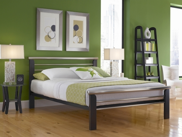 Bed Frame With Headboard Platform Beds Pics 26