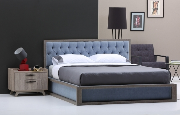Bed Frame With Headboard Swan Bedroom Bienal Furniture Images 56