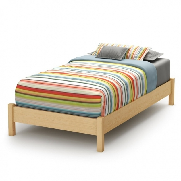 Bed Without Headboard Platform Bed Without Headboard Bed Headboard Designs Bed Image 04