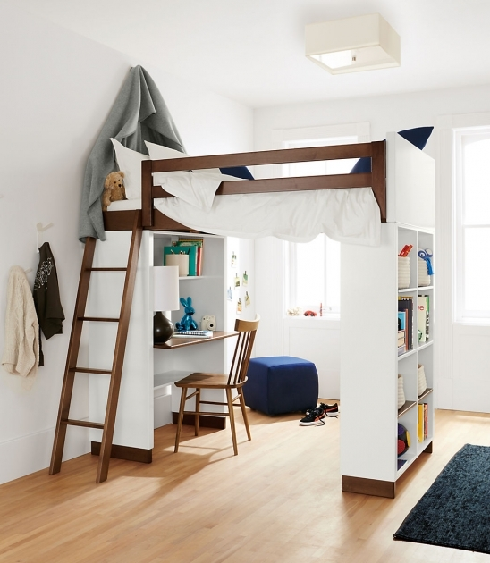 Bunk Bed With Desk Bunk Bed Ladder Photos 72